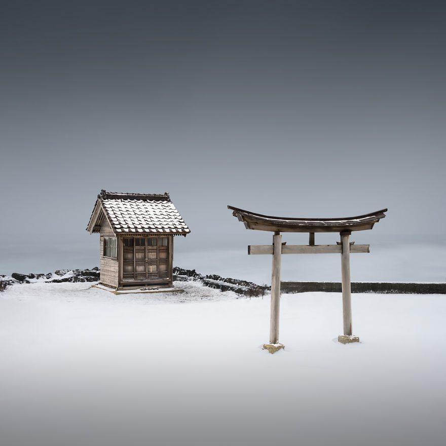 Тории Вии — Хоккайдо