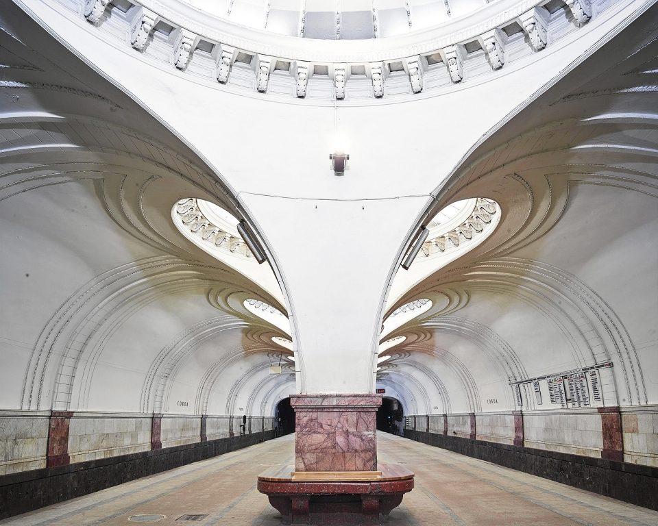 Станция метро «Сокол»