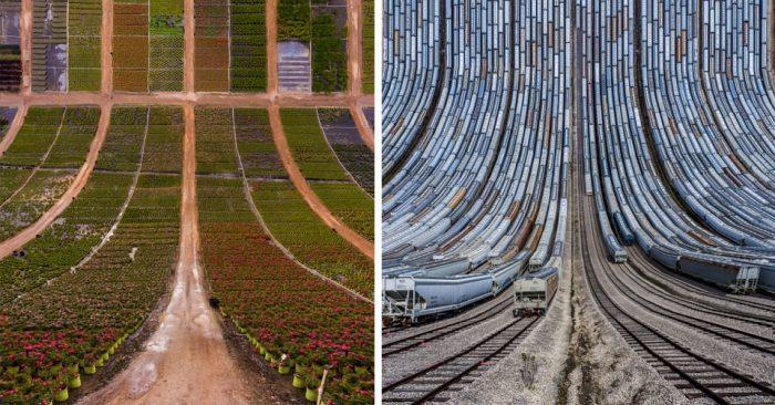 Искаженные фотографии позволили взглянуть на Мир в новой перспективе
