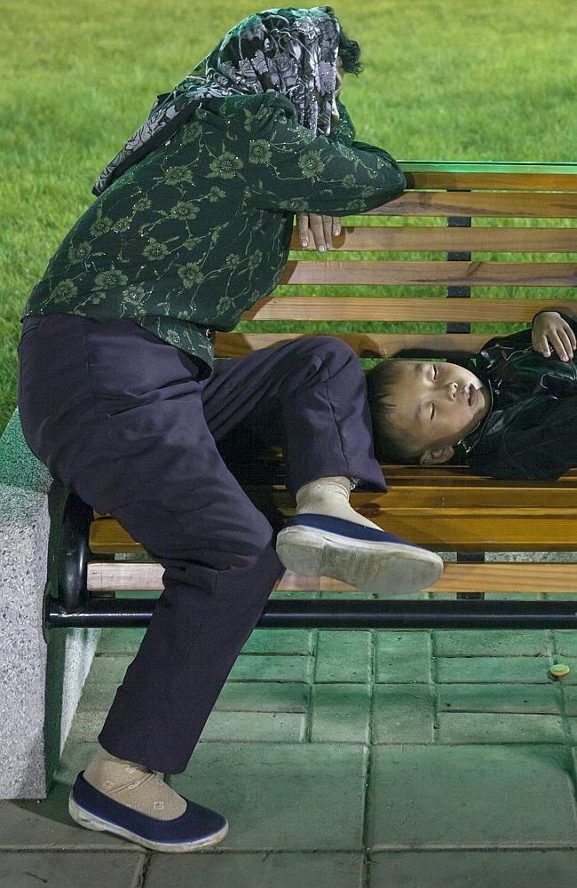 северная корея запрещенные фото