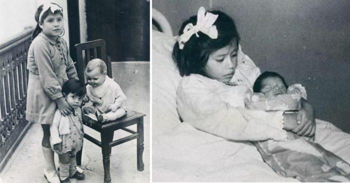 Вы не поверите: история девочки Лины из Перу, которая родила в 5 лет!