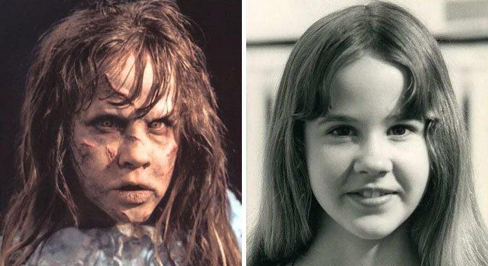 Реган Макнейл — Линда Блэр («Изгоняющий дьявола», 1973)