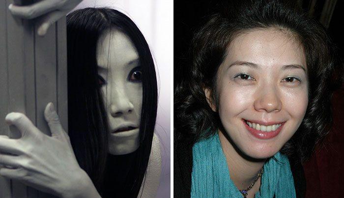 Каяко — Такако Фудзи («Проклятие», 2004)