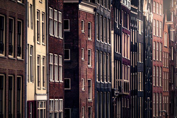 Я запечатлел на фото впечатляющую архитектуру Нидерландов